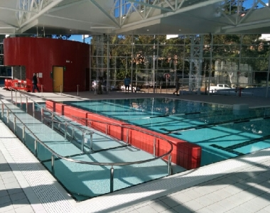New Pool Facilities Opened